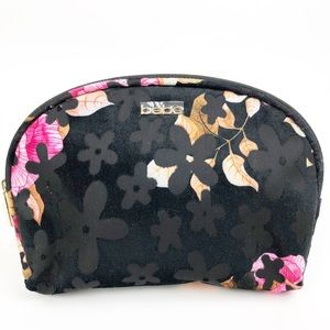 bebe NWOT Cosmetic Makeup Accessory Zip Case Pouch